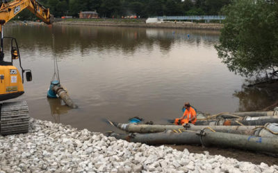 Pump Supplies Help Avoid Disaster at Toddbrook Reservoir!