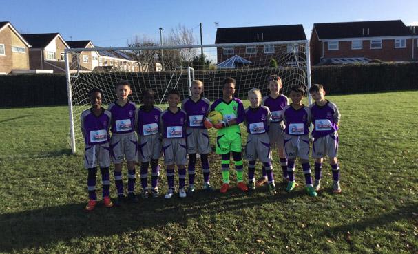 Sponsoring local school football