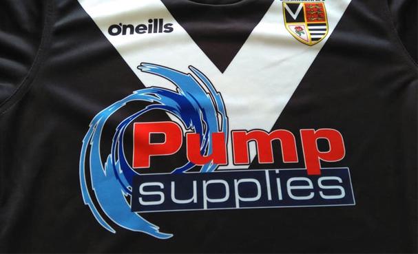Pump Supplies Sponsors Brockworth Rugby FC!